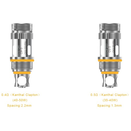 Atomizer Head / Coil - Aspire EVO