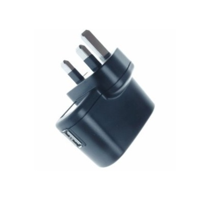 UK / Irish Mains to USB Adapter