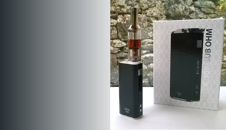 iStick 30W GS Air Starter Kit