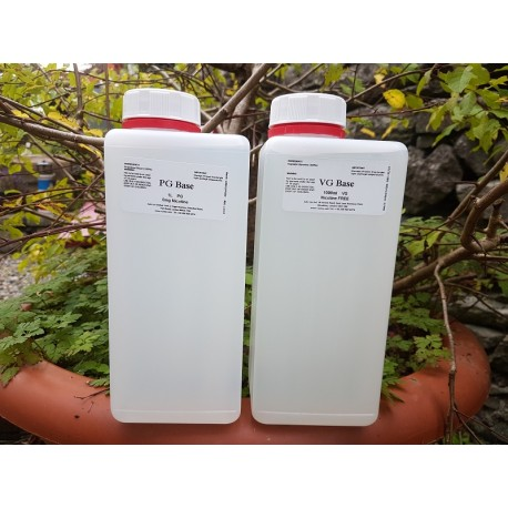 Vegetable Glycerin (vg) - 1 Litre 1000ml Ireland