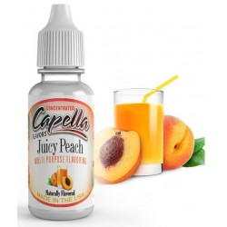 13ml Capella Juicy Peach