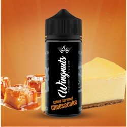 100ml Wingnuts Salted Caramel Cheesecake
