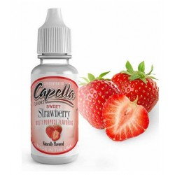 13ml Capella Sweet Strawberry