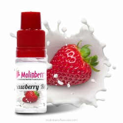 Molin Berry Strawberry Milk