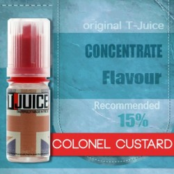 Concentrate - T-Juice Colonel Custard (30ml)